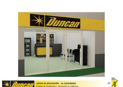 Acumuladores Duncan