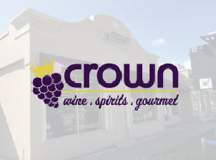 Crown wine, spirits, gourmet
