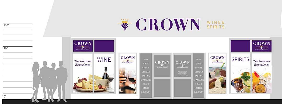 Crown Wine Spirits