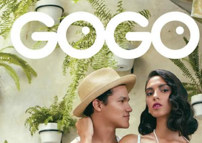 GOGO – magazine design