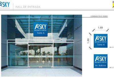 Sky Business  Center