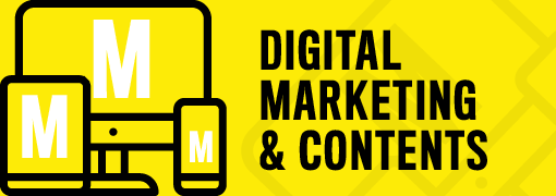 Digital Marketing & Contents