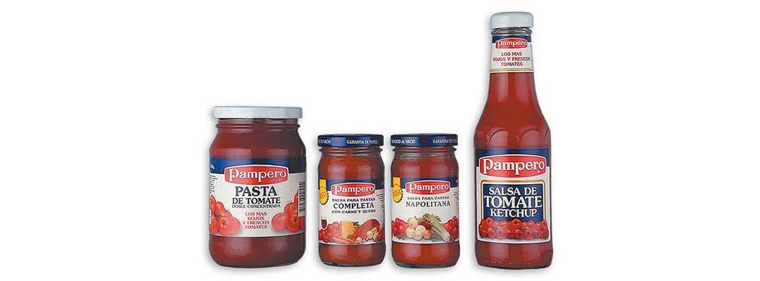 Salsa de Tomate Pampero